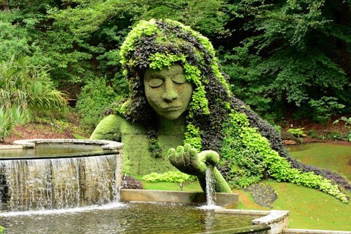 Красивейшие ботанические сады мира, 40 фото