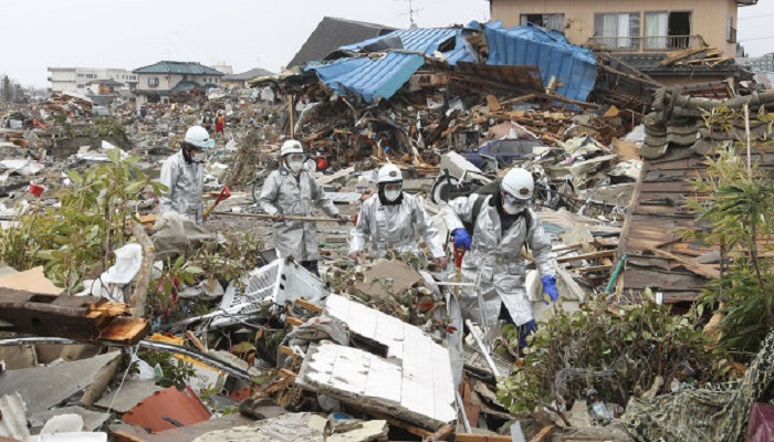 10 самых разрушительных землетрясений ХХ века,20 фото