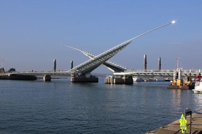Самые необычные мосты мира, 40 фото