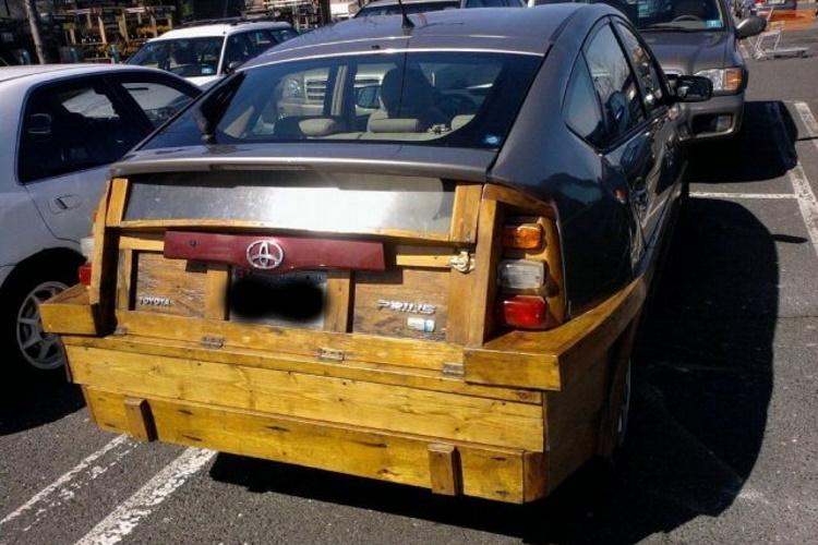 Я все могу: 35 смешных фото ремонта автомобиля своими руками
