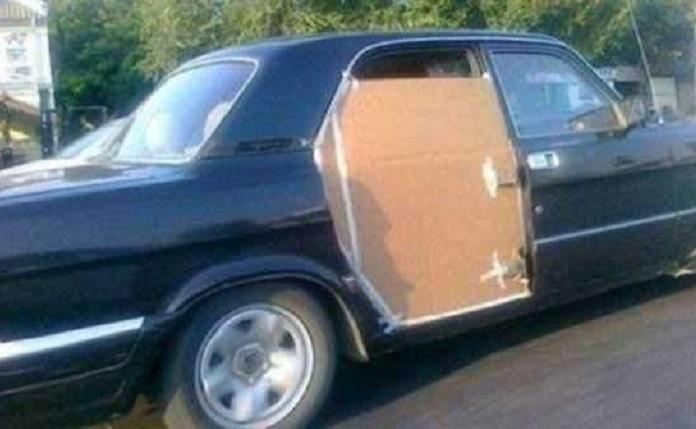 Я все могу: 50 смешных фото ремонта автомобиля своими руками