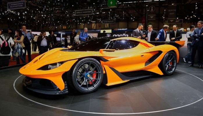 Самые крутые, дорогие и эксклюзивные автомобили в мире