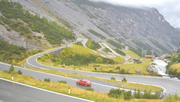 30 фото экстремальных дорог мира