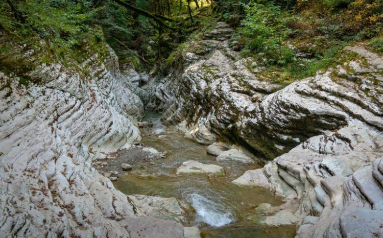Завораживающие каньоны нашей планеты, 30 фото