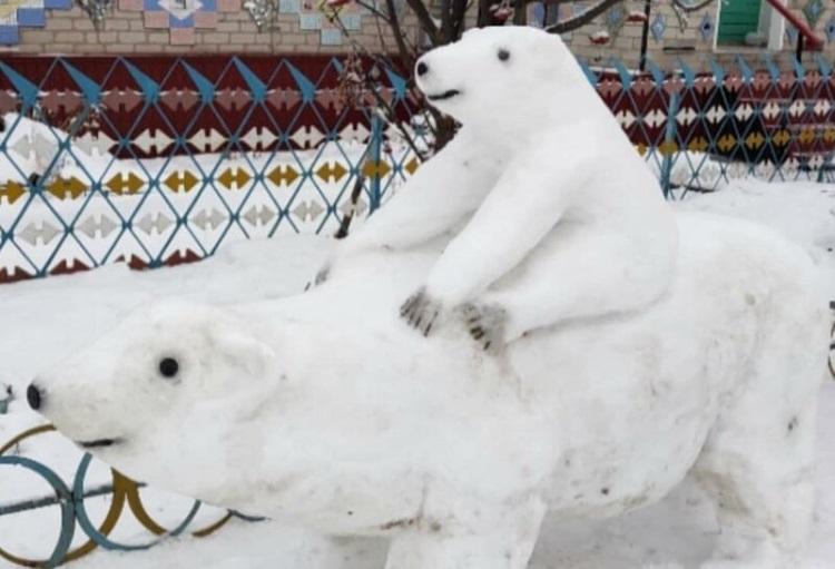 Смешные снеговики, которых вы сами захотите слепить, 50 фото