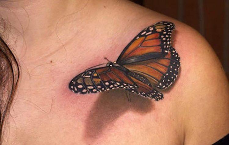 55 татуировок, от которых невозможно оторвать взгляд