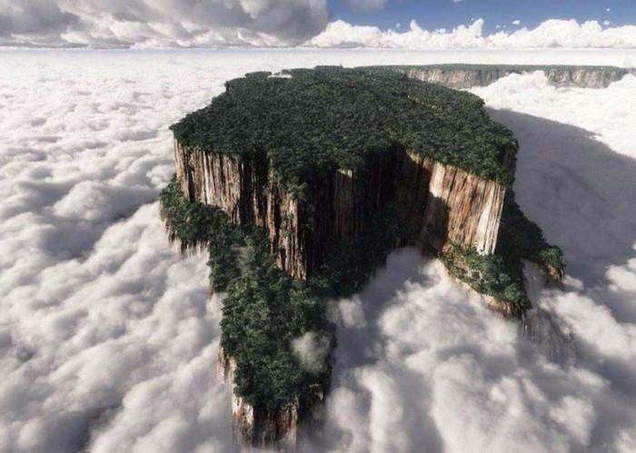 30 великолепных мест, созданных природой и поражающих своей красотой