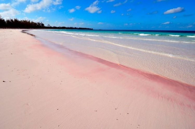 Пляжи мира, на которых хотелось бы оказаться прямо сейчас