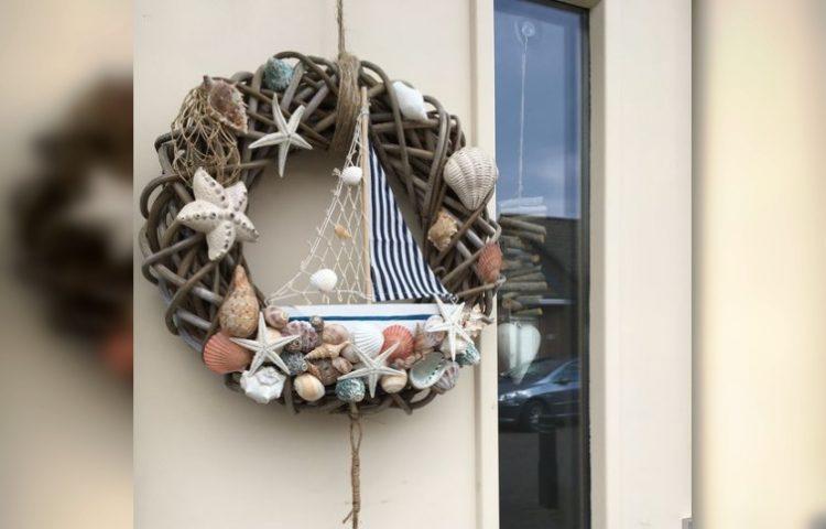 Вторая жизнь для ракушек, привезенных с моря, 30 крутых идей