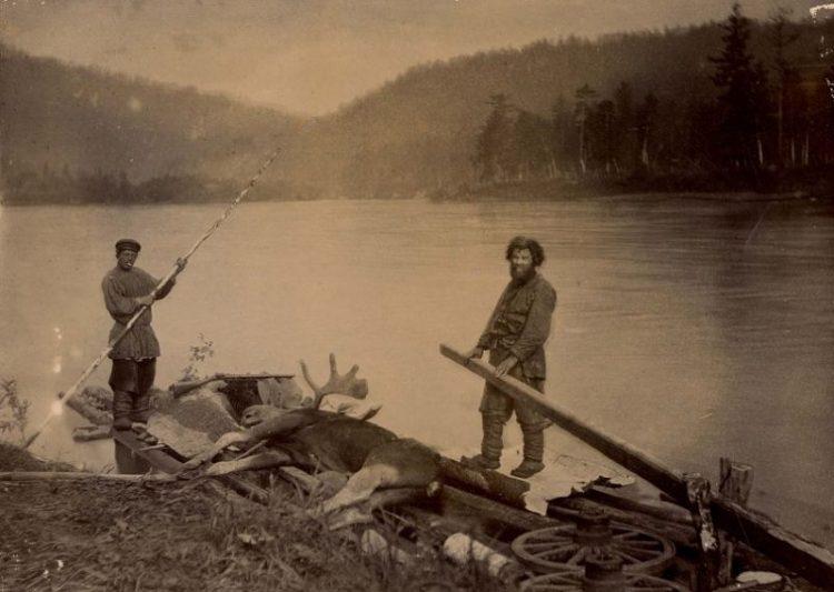 Россия 19-20 века: редкие и необычные фотографии