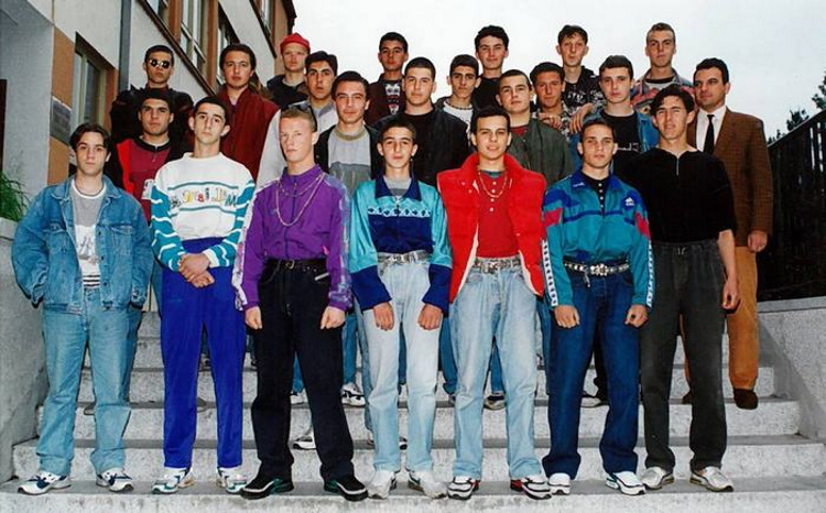 Мода 90-х, какой мы ее помним: 30 ярких фото тех лет